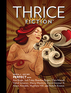 Thrice Fiction Magazine Cover